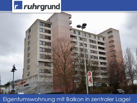Eigentumswohnung mit Sonnenbalkon in zentraler Lage!, 59192 Bergkamen, Etagenwohnung