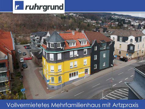 Schönes Wohnhaus mit Arztpraxis in direkter Zentrumsnähe von Ennepetal, 58256 Ennepetal, Haus